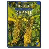 Árvores Nativas Do Brasil - Volume 2 - Silvestre Silva