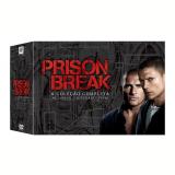 Coleção Completa Prison Break (1ª A 4ª + O Resgate Final) (DVD) - Vários (Diretor)