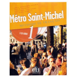 Metro Saint-Michel - CD Classe Collectifs 1 - Importado - Annie Monnerie-goarin