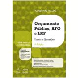 Orçamento Público, Afo E Lrf - Sylvio Motta (Org.)