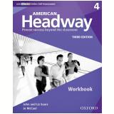 American Headway 4 - Workbook With Ichecker - Third Edition -