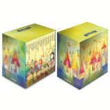 Folha Histórias de Reis, Príncipes e Princesas  - Caixa Para Guardar Os Clássicos Da Coleção -