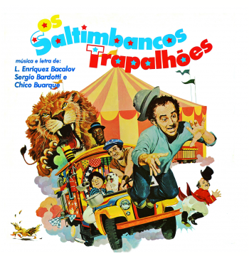 Os Saltimbancos Trapalhões OST (CD)