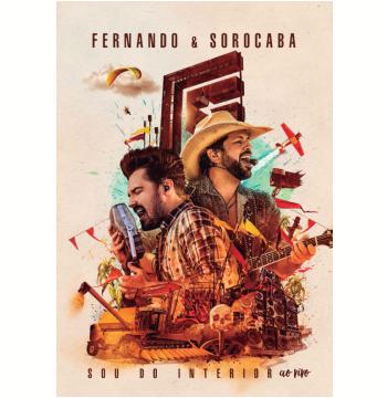 Fernando & Sorocaba - Sou do Interior ao Vivo (DVD)