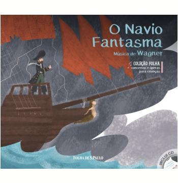 O Navio Fantasma (Vol. 25)