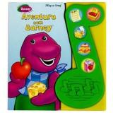 Aventura com Barney - Caramelo