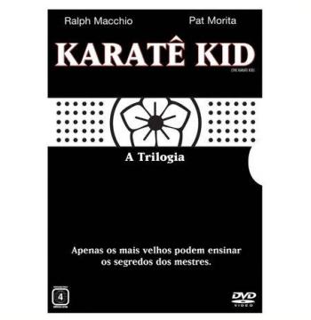 Karatê Kid - A Trilogia (DVD)