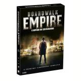 Boardwalk Empire - 1ª Temporada (DVD) -