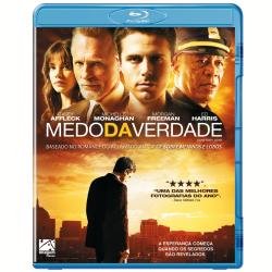 Blu - Ray - Medo da Verdade - Ben Affleck ( Diretor ) - 7899154512766