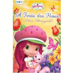 DVD - Moranguinho - A Festa Das Flores - Bob Hathcock ( Diretor ) - 7898524792616