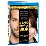 O Lado Bom Da Vida (Blu-Ray) - Robert De Niro, Bradley Cooper, Jennifer Lawrence