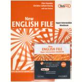 New English File Upper-intermediate - Workbook W/o Key With Multirom Pack -
