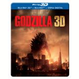 Godzilla (3D) + (Blu-Ray) - V�rios (veja lista completa)