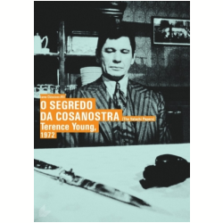 DVD - O Segredo Da Cosanostra - Charles Bronson - 7898925908333