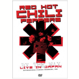 Red Hot Chili Peppers - Live In Japan (DVD) - Red Hot Chili Peppers