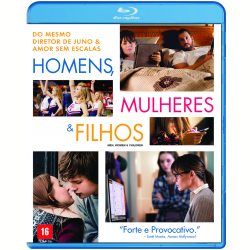 Blu - Ray - Homens, Mulheres E Filhos - Adam Sandler, Jennifer Garner - 7899814202747