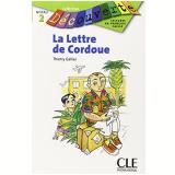 Lettre De Cordoue, La (Niveau 2) - Thierry Gallier