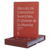 D. Quixote de La Mancha (Volume Único) - Sérgio Molina (Org.)