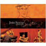 João Senise - Celebrando Sinatra (CD) - João Senise