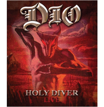 Dio – Holy Diver Live (Blu-Ray)