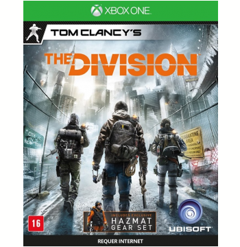 The Division - Limited Edition (Xbox One)
