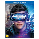 Jogador Nº1 (Blu-Ray + Blu-Ray 3D) - Steven Spielberg (Diretor)