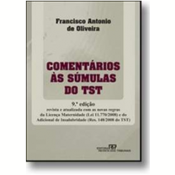 Coment�rios �s S�mulas do TST