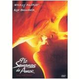9 1/2 Semanas de Amor (DVD) - Kim Basinger, Mickey Rourke