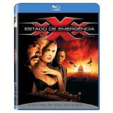 XXX - Estado de Emergência (Blu-Ray) - Samuel L. Jackson, Ice Cube, Willem Dafoe