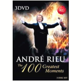 Andr� Rieu: The 100 Greatest Moments (DVD) - Andr� Rieu