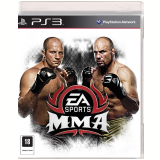 EA Sports MMA (PS3) -