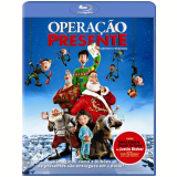Operação Presente (Blu-Ray) - James McAvoy, Bill Nighy, Jim Broadbent