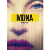 Madonna - MDNA World Tour - (CD Duplo) +  (DVD) - Madonna