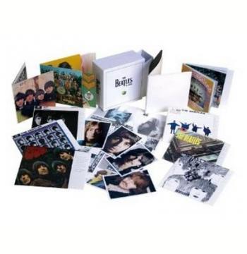 The Beatles In Mono Box Set [Caixa Branca] (CD)