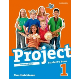 Project 1 Student Book - Third Edition - Tom Hutchinson