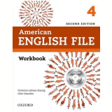 American English File 4 - Workbook Without Key With Itutor -