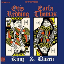 CDs - Otis Redding & Carla Thomas - King & Queen - Otis Redding & Carla Thomas - 081227969943