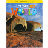 Explore Our World 4 - Workbook + Audio Cd - Kate Cory-wright