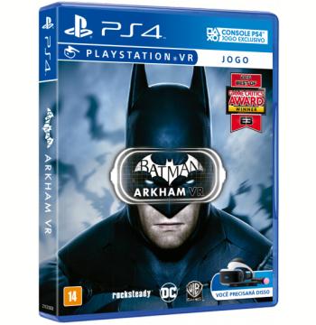 Batman Arkham VR (PS4)