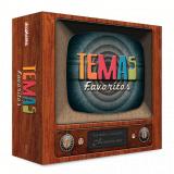Temas Favoritos - Desenhos e Seriados Clássicos (CD) - Vários