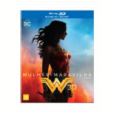 Mulher Maravilha (Blu-Ray 3D) + (Blu-Ray) - Chris Pine