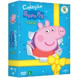 Coleção - Peppa Pig (3 DVDs) - Mark Baker, Neville Astley