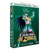 Os Cavaleiros do Zodíaco (Vol. 2) (DVD) -