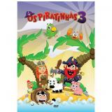 Os Piratinhas - Vol. 3 (DVD) -