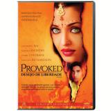 Provoked - Desejo de Liberdade (DVD) - Naveen Andrews, Miranda Richardson, Robbie Coltrane