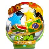 Maleta - De Olho na Copa África do Sul - Vale das Letras
