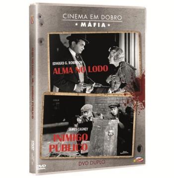 Cinema em Dobro - Máfia (DVD)