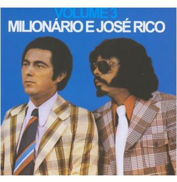 Milionário e José Rico - Vol 03 - Milionario E Jose Rico (CD)