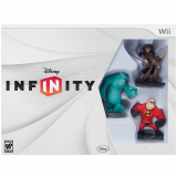 Disney Infinity - Kit Inicial (Wii) -