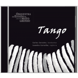 Orquestra Do Estado Do Mato Grosso - Tango (CD) - Orquestra Do Estado Do Mato Grosso